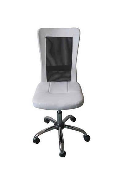 Drehstuhl weiß  Weißer Bürostuhl online kaufen | OTTO
