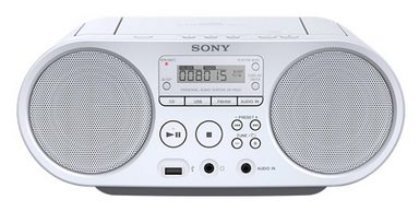 Sony »ZS-PS50« Boombox (AM-Tuner, FM-Tuner, 4 W)