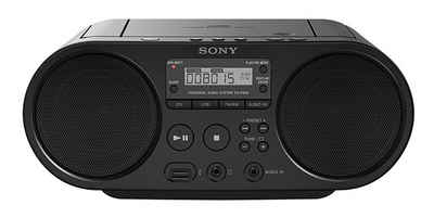 Sony »ZS-PS50« Boombox (AM-Tuner, FM-Tuner, 4 W, CD-Laufwerk, Front-USB, MP-3)
