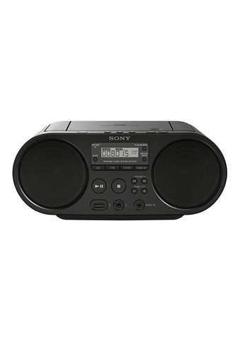 SONY »ZS-PS50« Boombox (AM-TunerFM-Tuner 4 ...