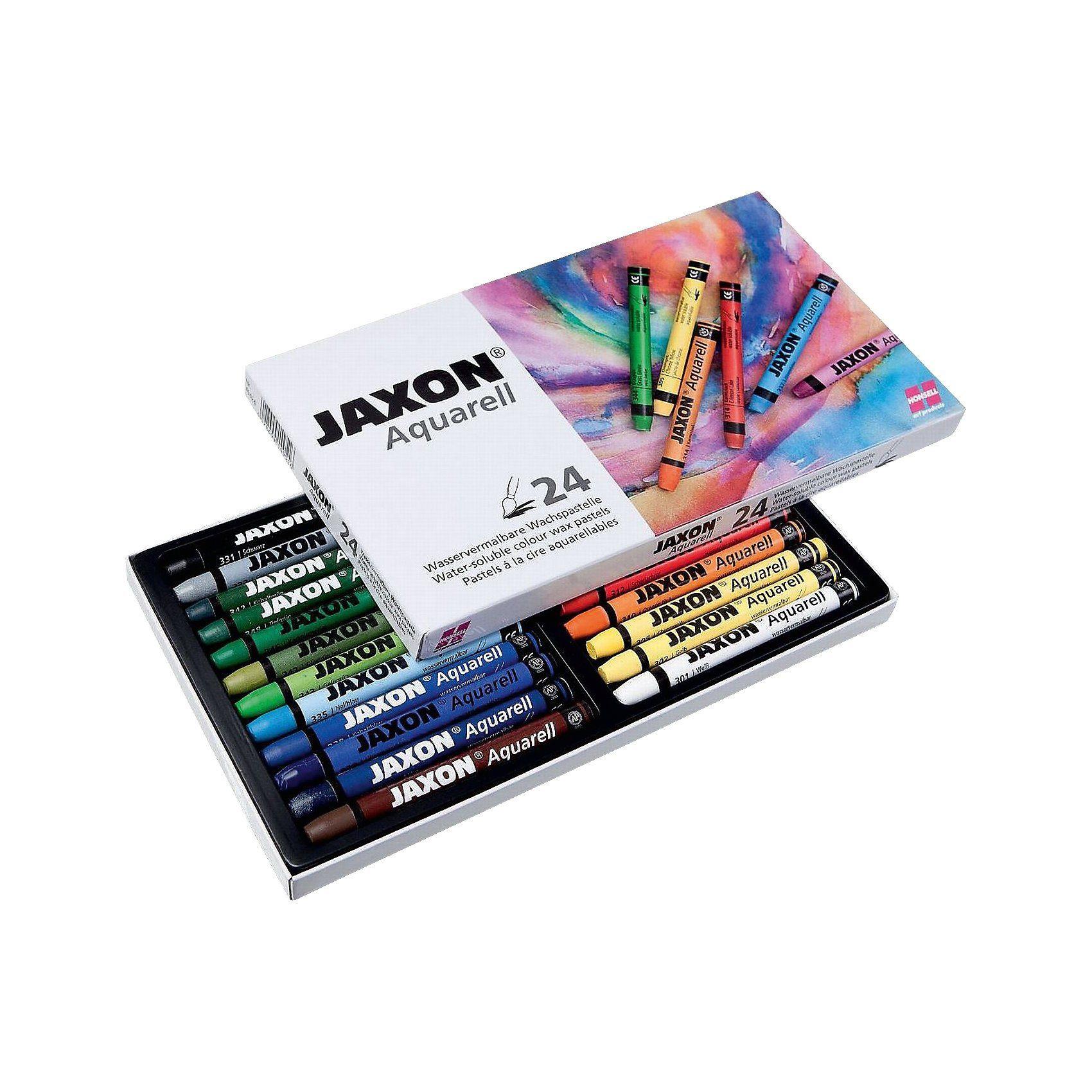 JAXON Aquarelle, 24 Farben
