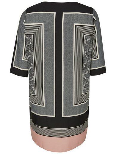 JUNAROSE 3/4-ärmeliges Kleid