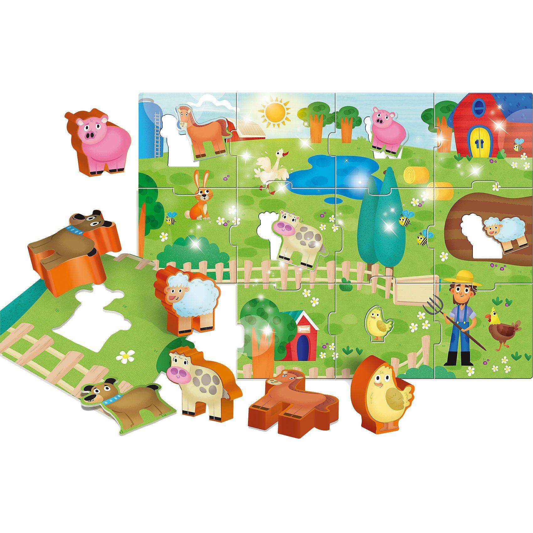 Lisciani Baby Farm