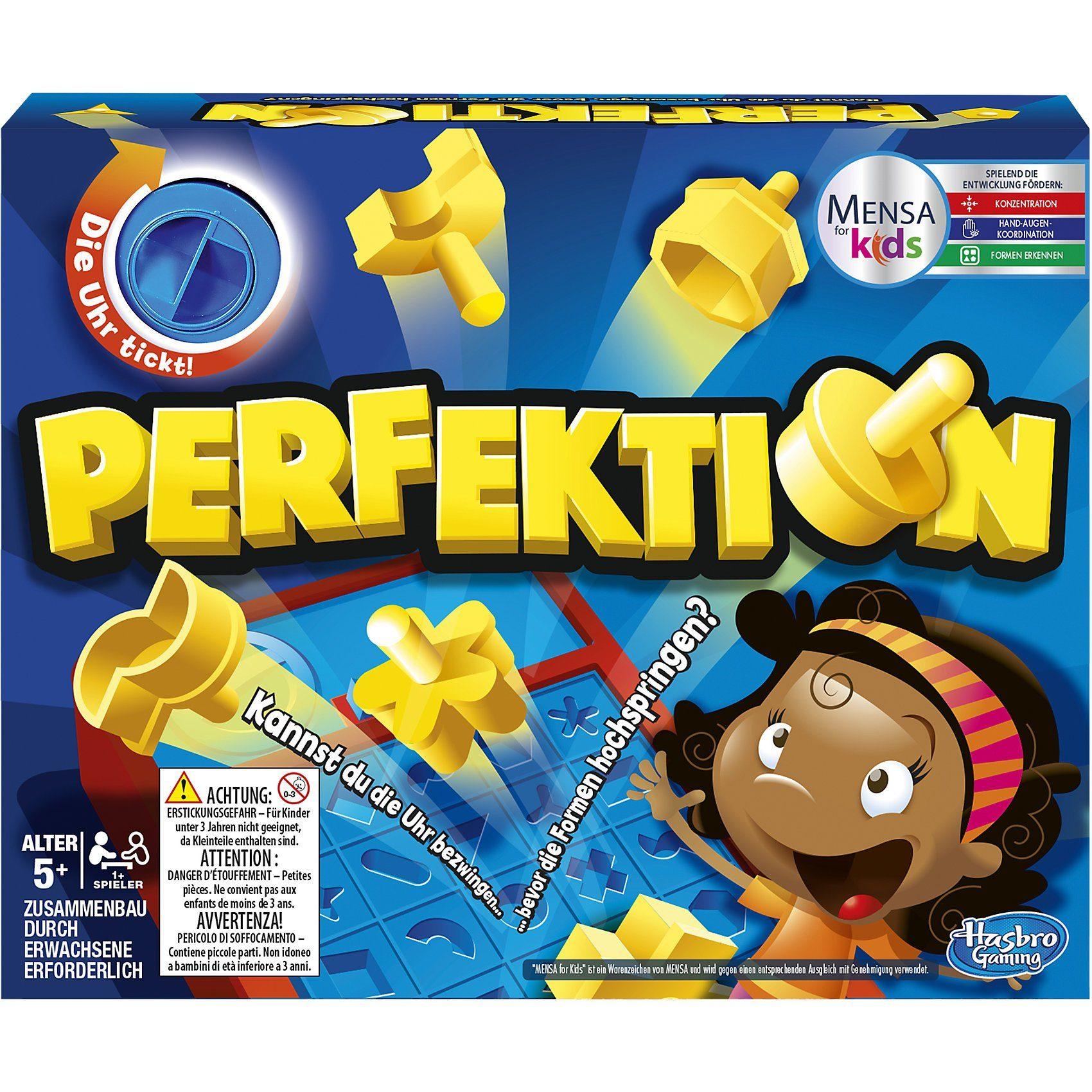 Hasbro Perfektion
