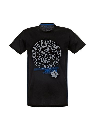 TRIGEMA T-Shirt Surfing