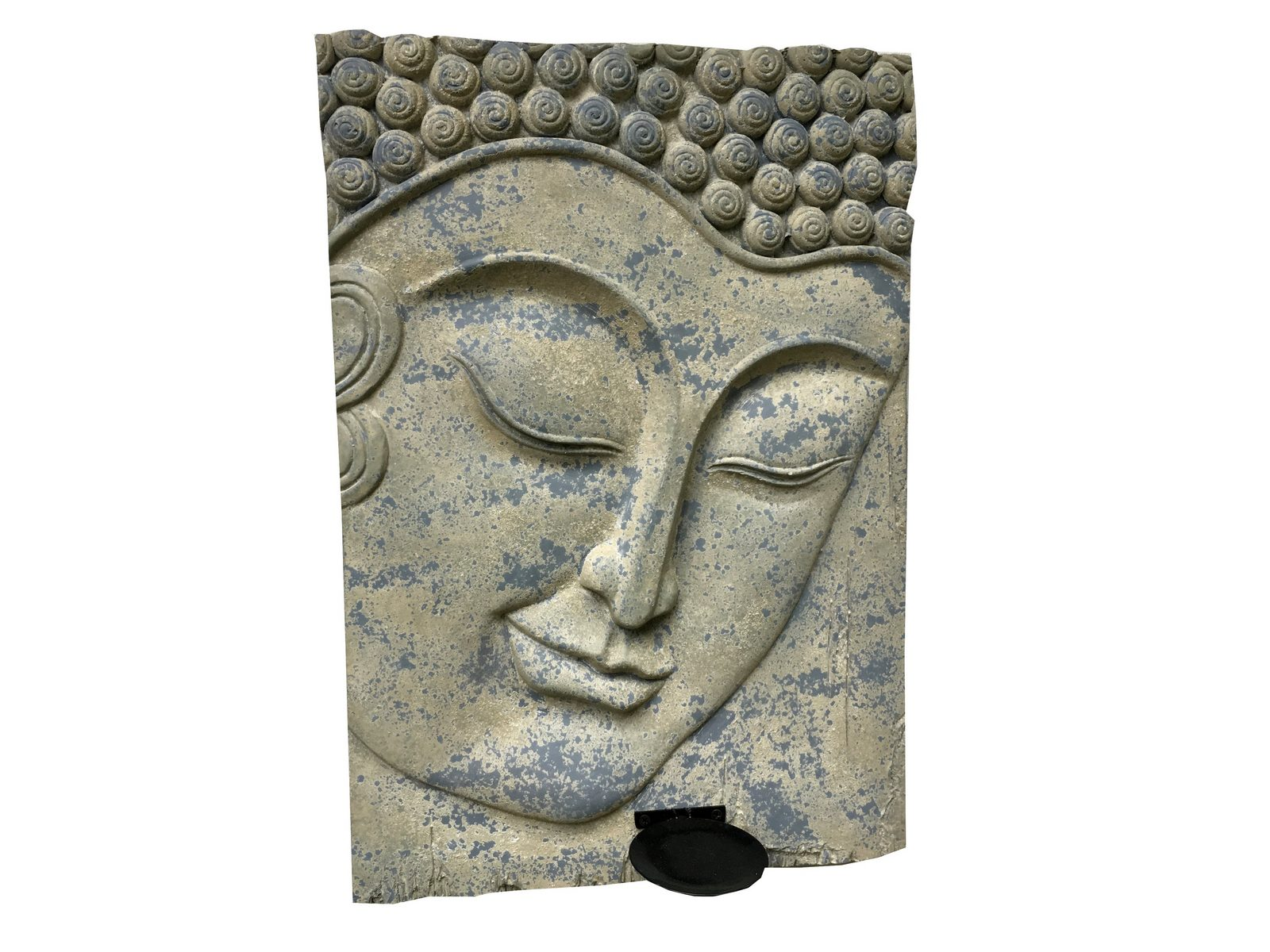 HTI-Line Wanddekor »Buddha« - broschei