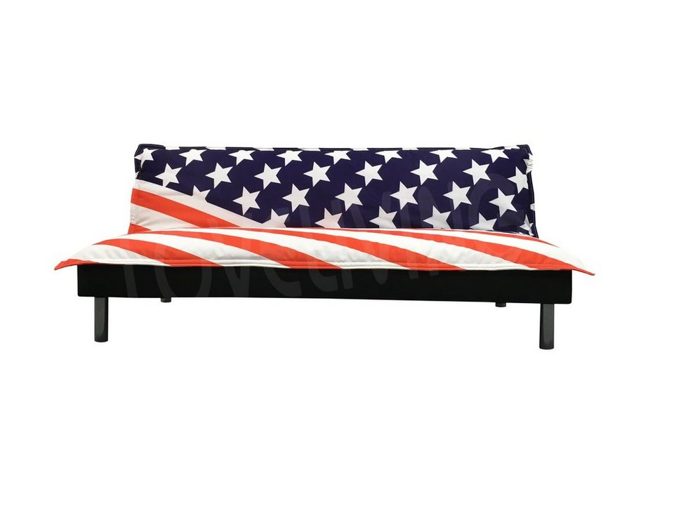 Hti line schlafsofa stars and stripes kaufen otto for Schlafsofa new york