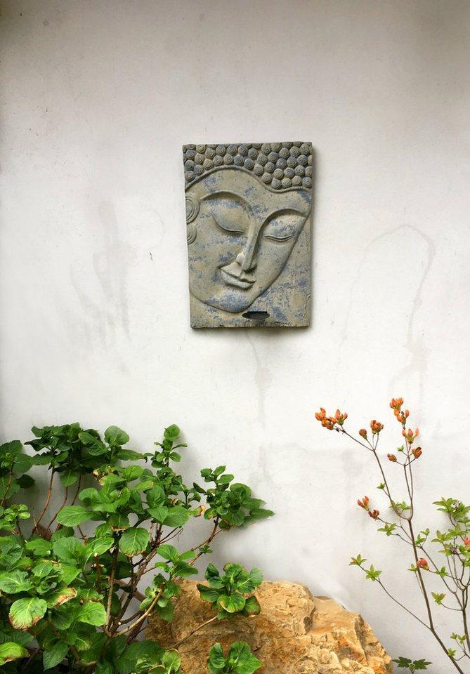 HTI-Line Wanddekor »Buddha«