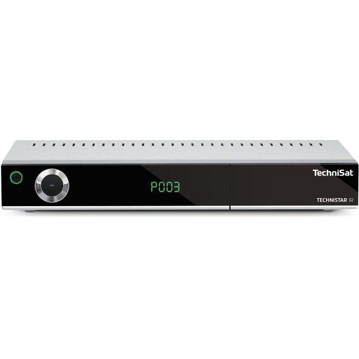 TechniSat HDTV-Satellitenreceiver mit Irdeto-Entschlüsselungssystem »TechniStar IR«