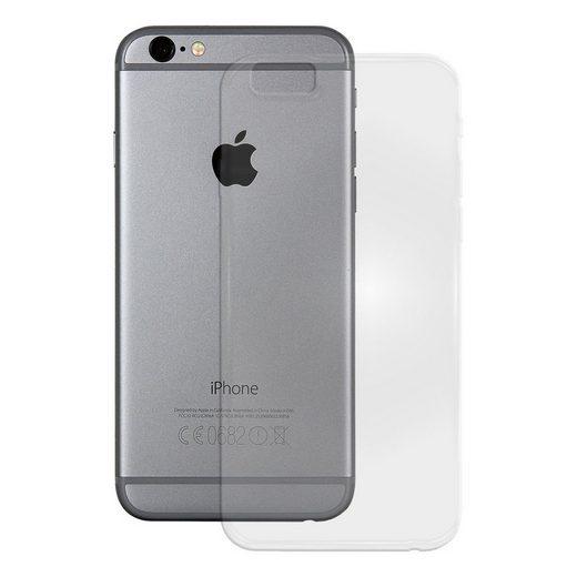 PEDEA Handytasche »Soft TPU Case (glatt) für Apple iPhone 5e«