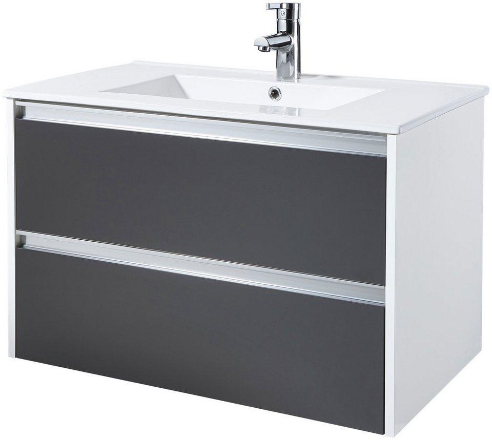 waschplatz fonte breite 80 cm 2 tlg kaufen otto. Black Bedroom Furniture Sets. Home Design Ideas