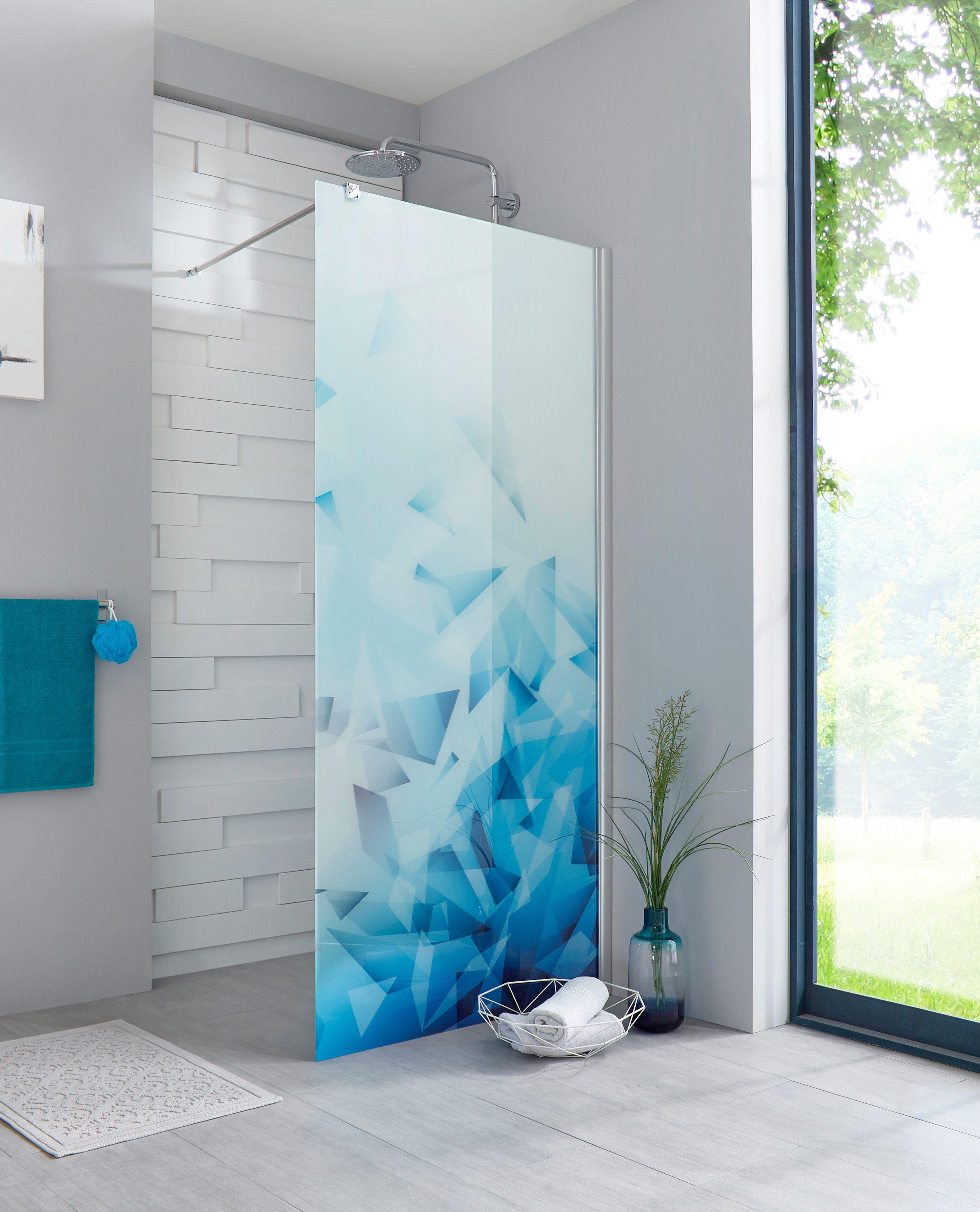 Walk-In Dusche »Relax«, Duschabtrennung 80 cm