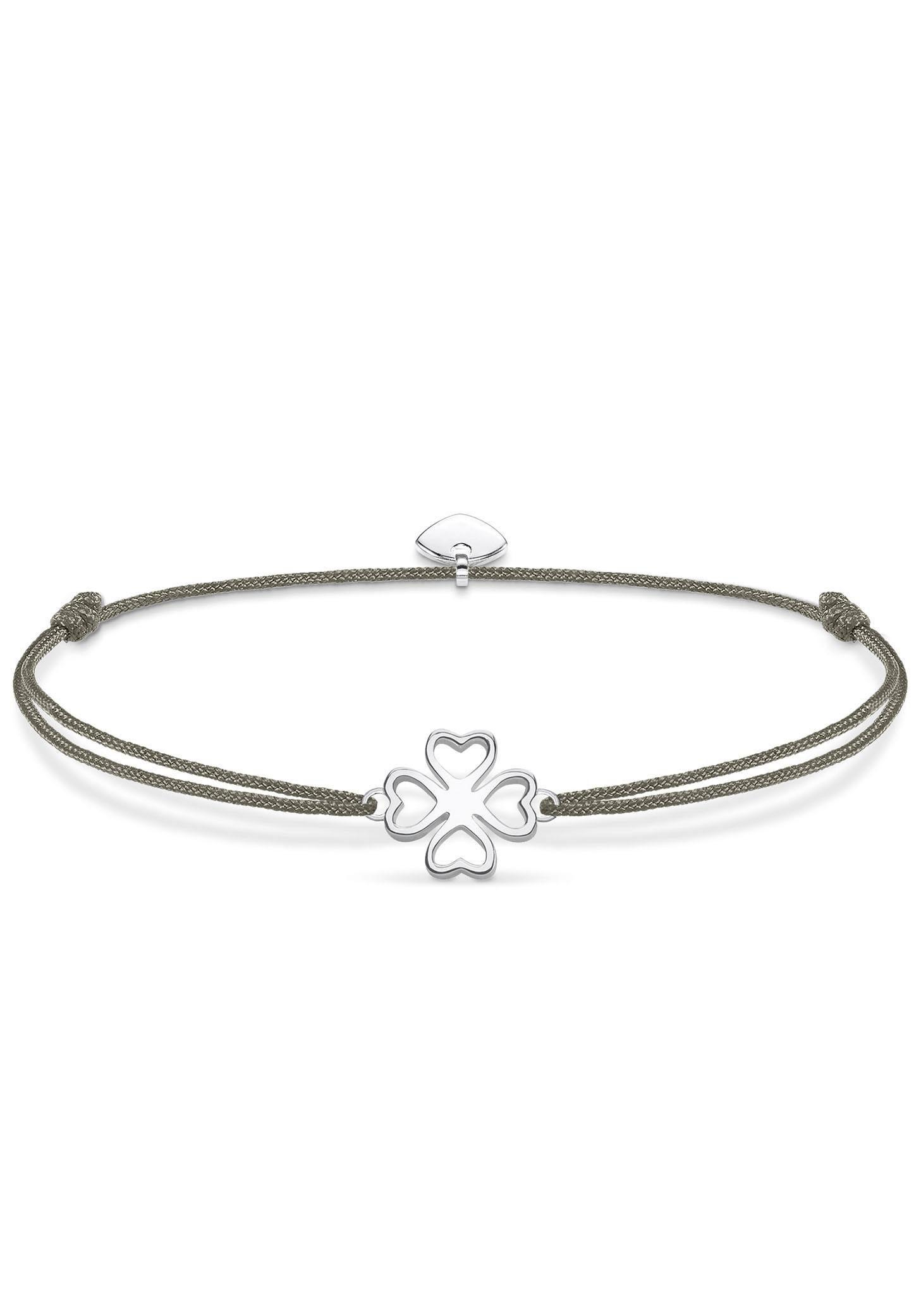 THOMAS SABO Armband »Kleeblatt, Little Secret, LS017-173-5-L20v«
