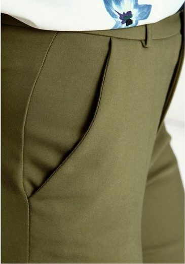adL Bügelfaltenhose, Comfort-Fit