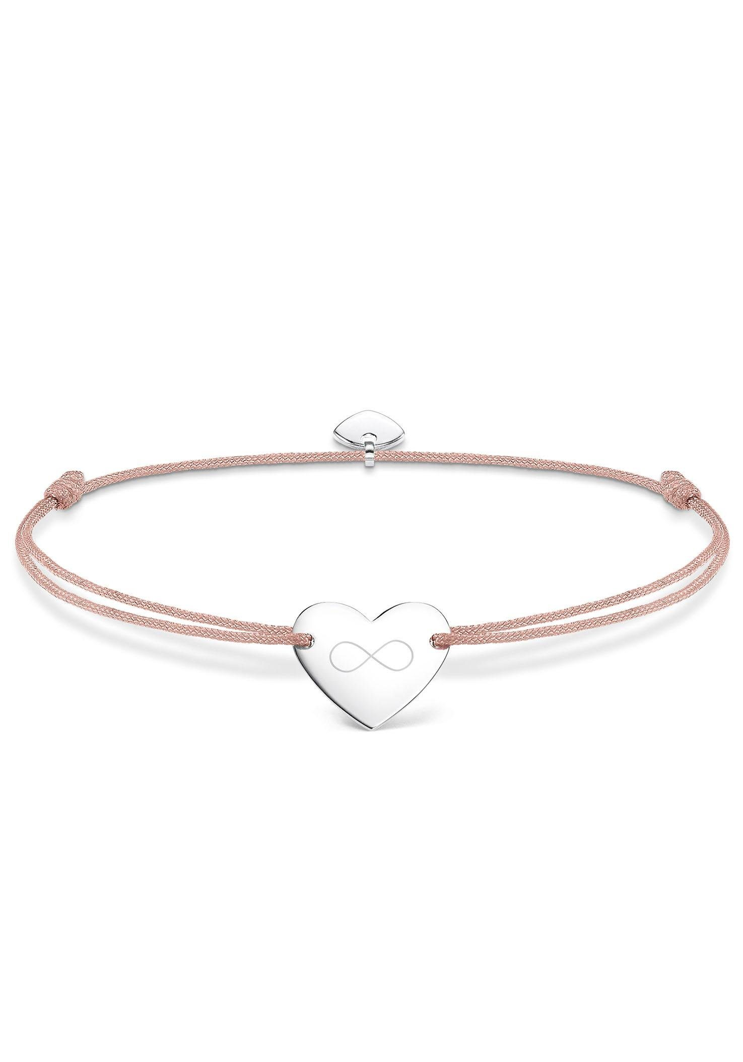THOMAS SABO Armband »Herz, Little Secret, LS004-173-19-L20v«