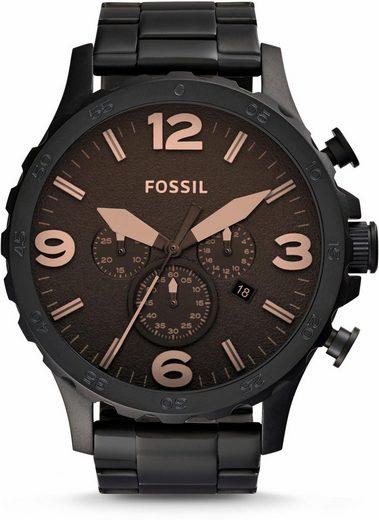 Fossil Chronograph »NATE, JR1356«