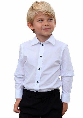 KIDSWORLD Рубашка с длинными рукавами