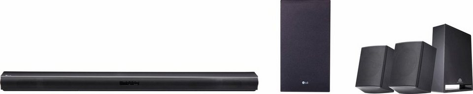 lg sj4r soundbar mit bluetooth online kaufen otto. Black Bedroom Furniture Sets. Home Design Ideas