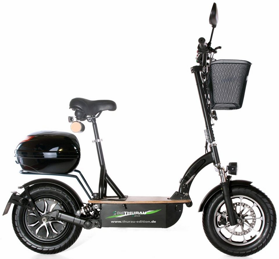 didi thurau edition elektro roller eco tourer 20 km h. Black Bedroom Furniture Sets. Home Design Ideas