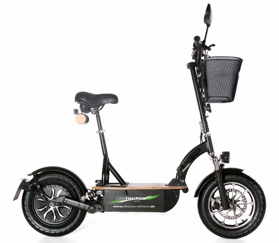 didi thurau edition e scooter basic 1200 w 45 km h. Black Bedroom Furniture Sets. Home Design Ideas