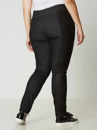 JUNAROSE Leder- Leggings