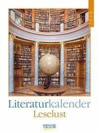 Kalender »Leselust 2018 Literatur-Wochenkalender«