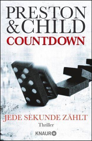 Broschiertes Buch »Countdown - Jede Sekunde zählt / Gideon Crew Bd.2«