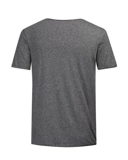 T-shirt Slim Fit Veste Et Jones Melange