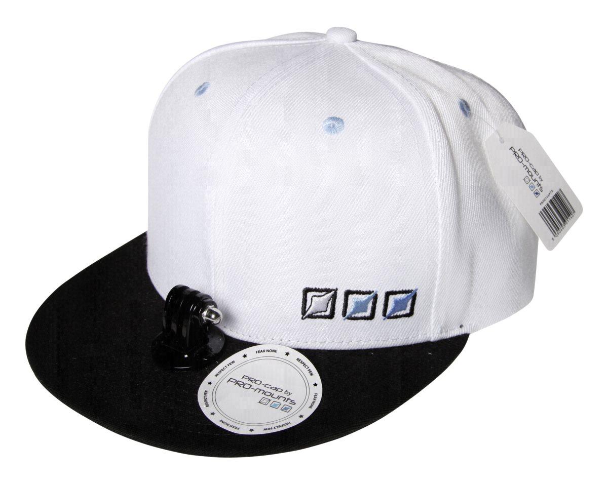 PRO-mounts Actioncam »PRO-cap White« - Preisvergleich