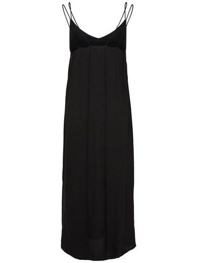 Selected Femme Viskose - Kleid ohne Ärmel