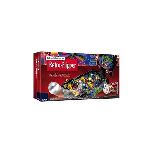Die Franzis Abenteuer Box - Retro-Flipper