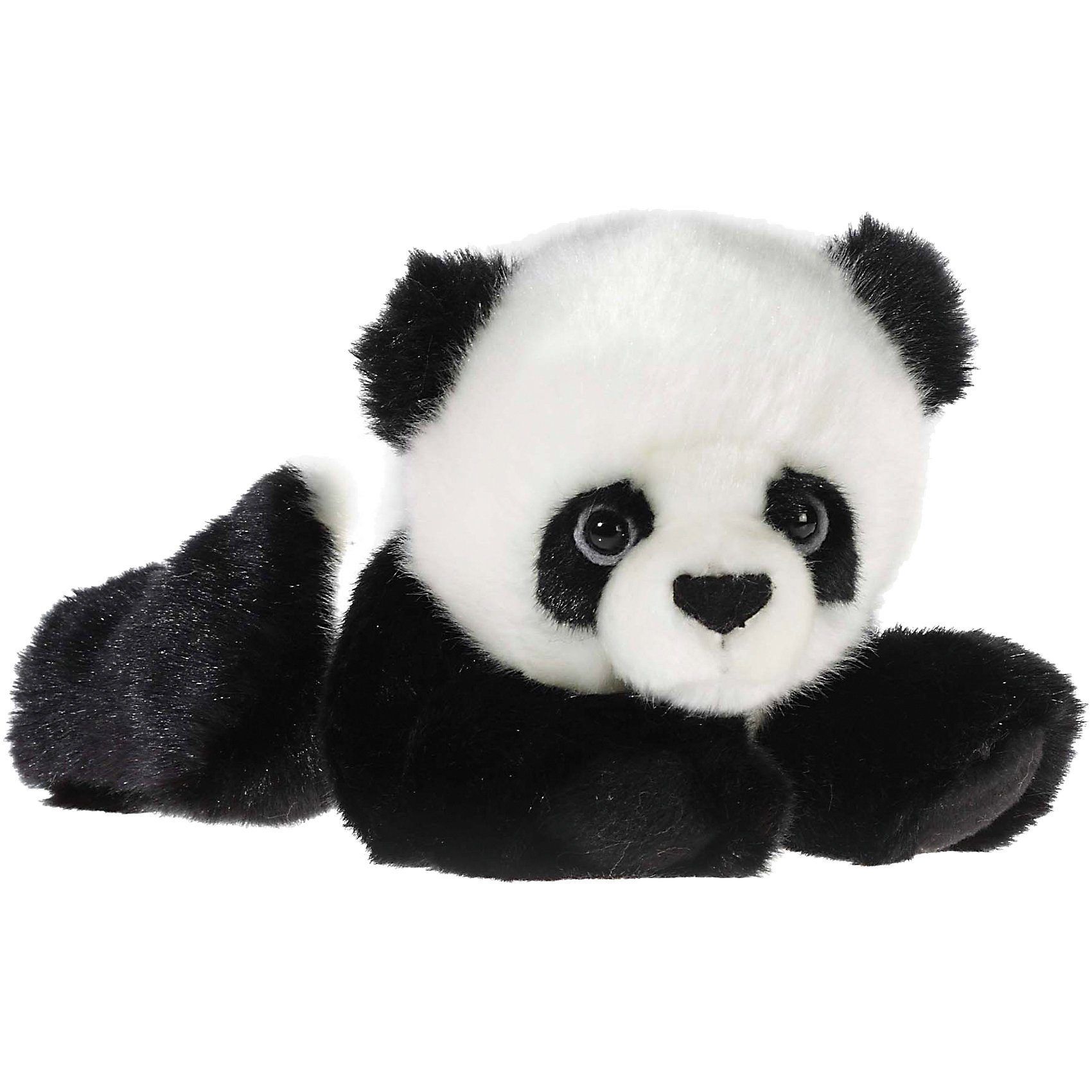 Heunec MI CLASSICO Baby Panda Bär liegend