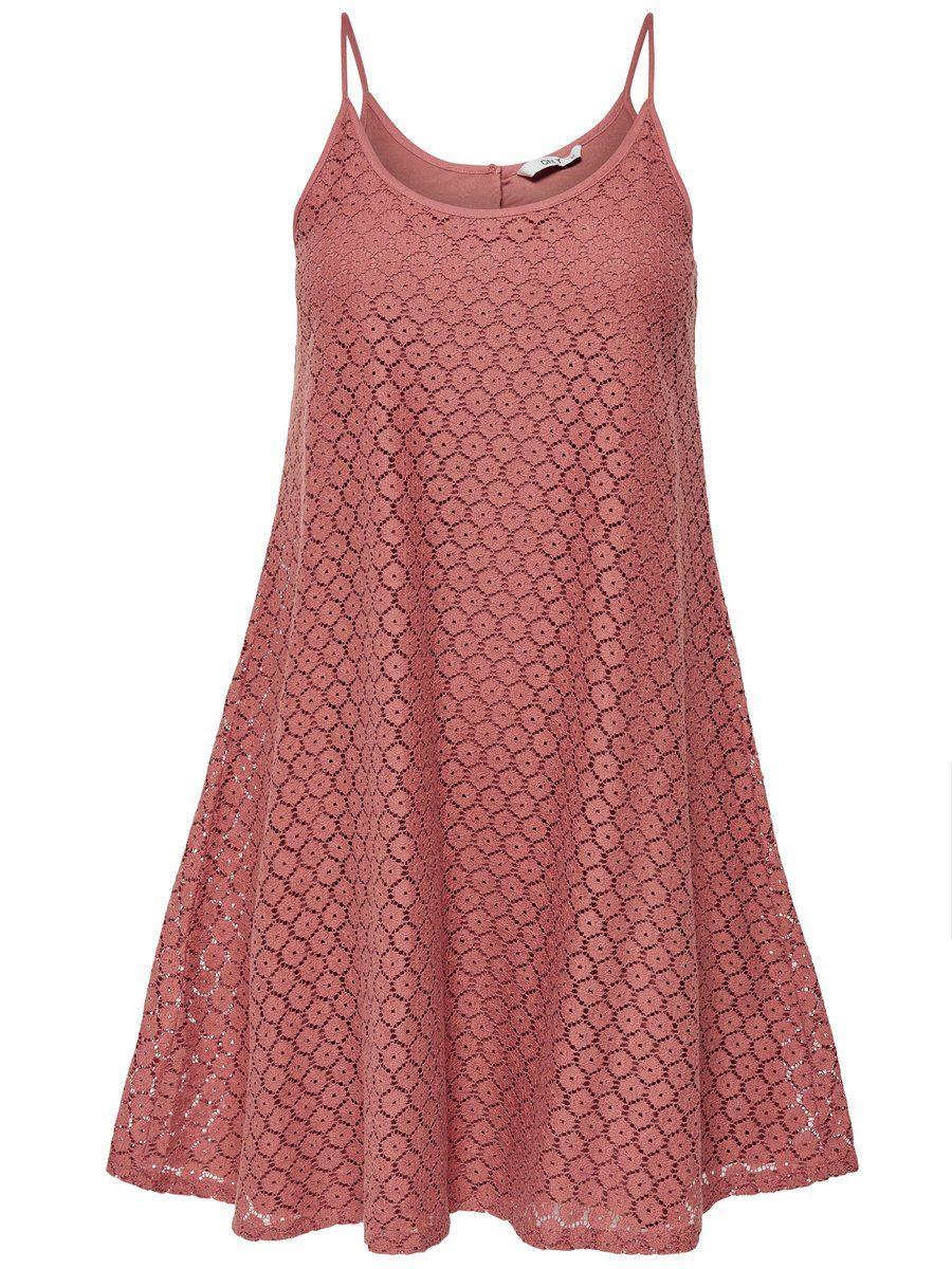 Only Lockeres Kleid ohne Ärmel