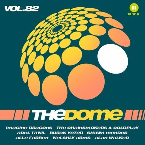 Audio CD »Various: The Dome,Vol.82«