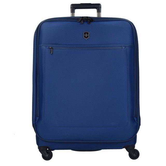 Victorinox Avolve 3.0 4-Rollen Trolley 74 cm | Taschen > Koffer & Trolleys > Trolleys | Blau | Victorinox