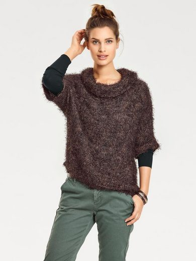 B.C. BEST CONNECTIONS by Heine Rollkragenpullover mit Effektgarn