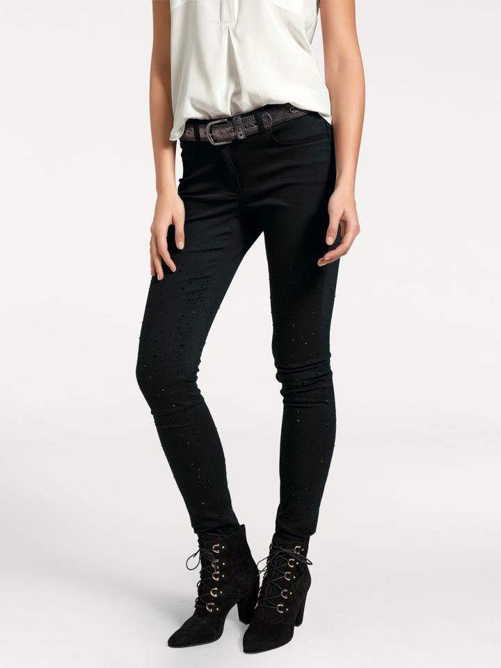 heine TIMELESS Jeans mit Bauch-weg-Funktion