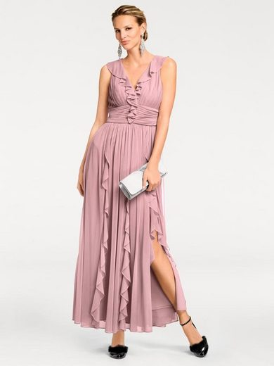 ASHLEY BROOKE by Heine Abendkleid mit Volants
