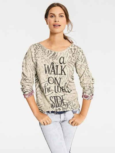 CASUAL Sweatshirt zum Wenden