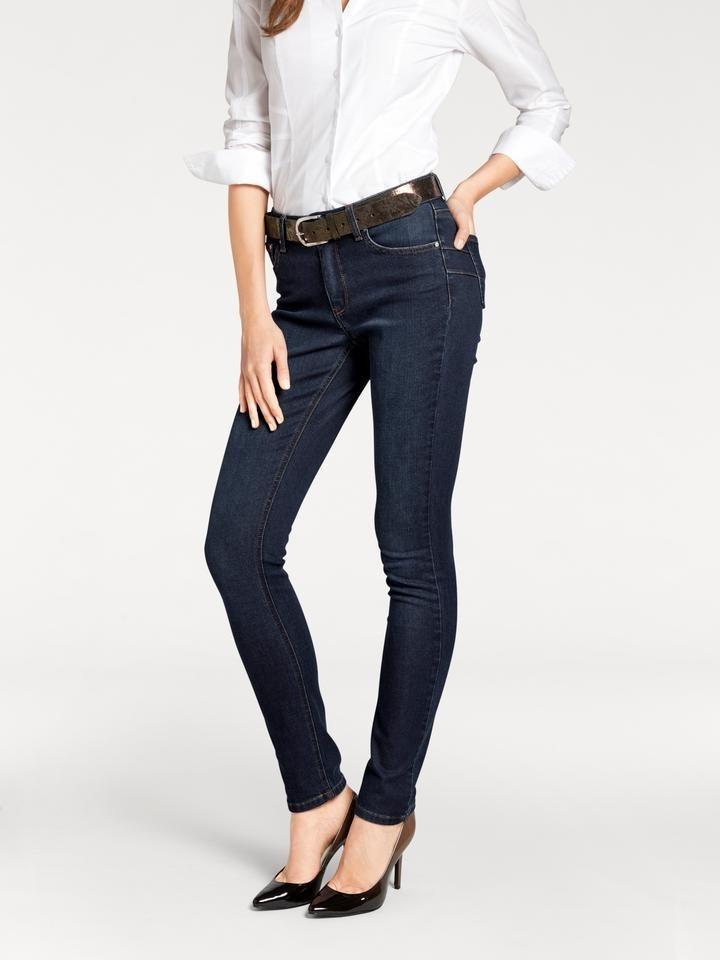 80a0a64435eb heine TIMELESS Bauchweg-Jeans mit Coolmax-Funktion   OTTO
