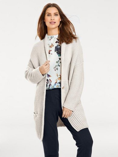 B.c. Best Connections By Heine Grobstrickjacke Im Oversized-look