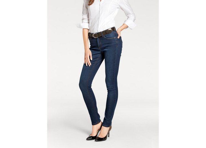 Angebote Online-Verkauf Austrittsstellen Zum Verkauf ASHLEY BROOKE by Heine Bodyform-Bauchweg-Jeans mit Coolmax-Funktion Bester Ort  Online-Verkauf Zu Verkaufen e8Wor