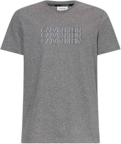Calvin Klein T-Shirt »TRIPLE CENTER LOGO T-SHIRT«