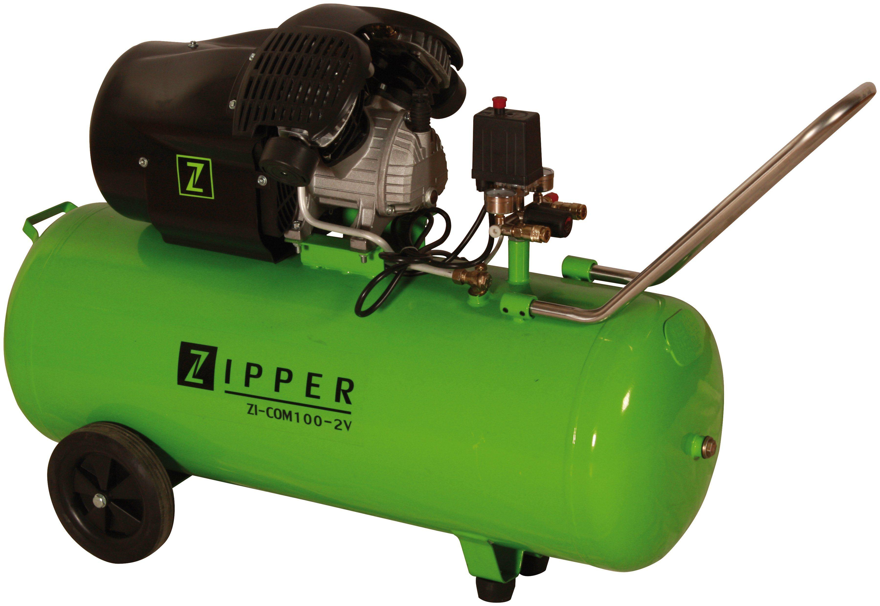 ZIPPER Kompressor »ZI-COM100-2V«, 12 A,