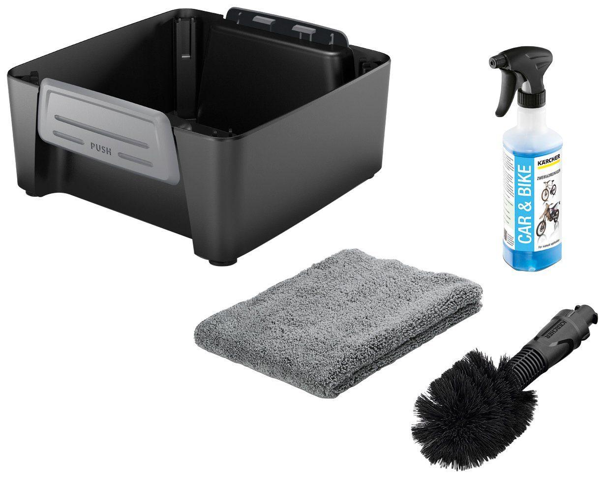 KÄRCHER Reinigungs-Set »Bikebox«, für Niederdruckreiniger OC 3