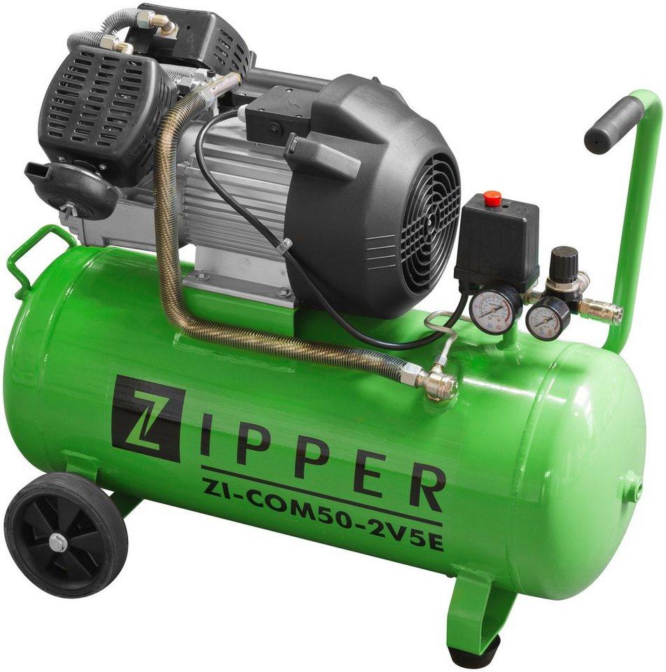zipper kompressor zi com50 2v5e 230 v 50 hz 12 0 a online kaufen otto. Black Bedroom Furniture Sets. Home Design Ideas