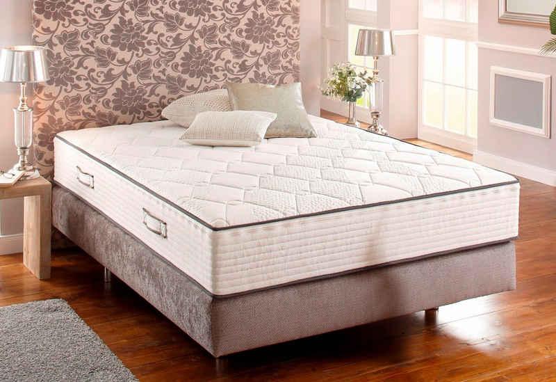 Komfortschaummatratze »Double Comfort«, Breckle, 30 cm hoch, Raumgewicht: 28, hoch und formstabil, bezahlbarer Liegekomfort für den gehobenen Anspruch, Made in Germany