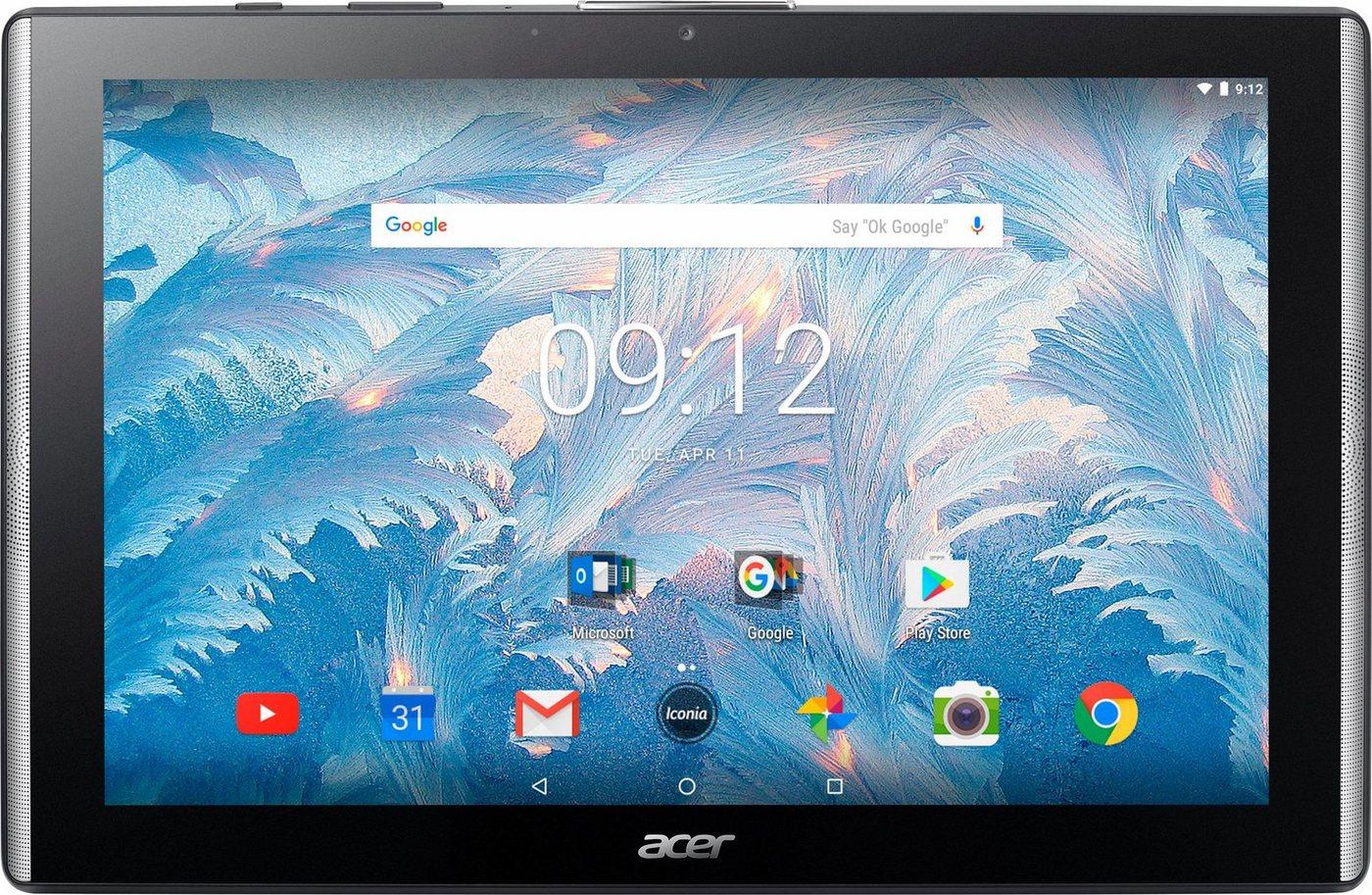Acer Iconia One 10 - B3-A40, 16 GB Tablet-PC, Quad-Core, 25,7 cm (10,1 Zoll), 2048 MBDDR3L RAM - Preisvergleich