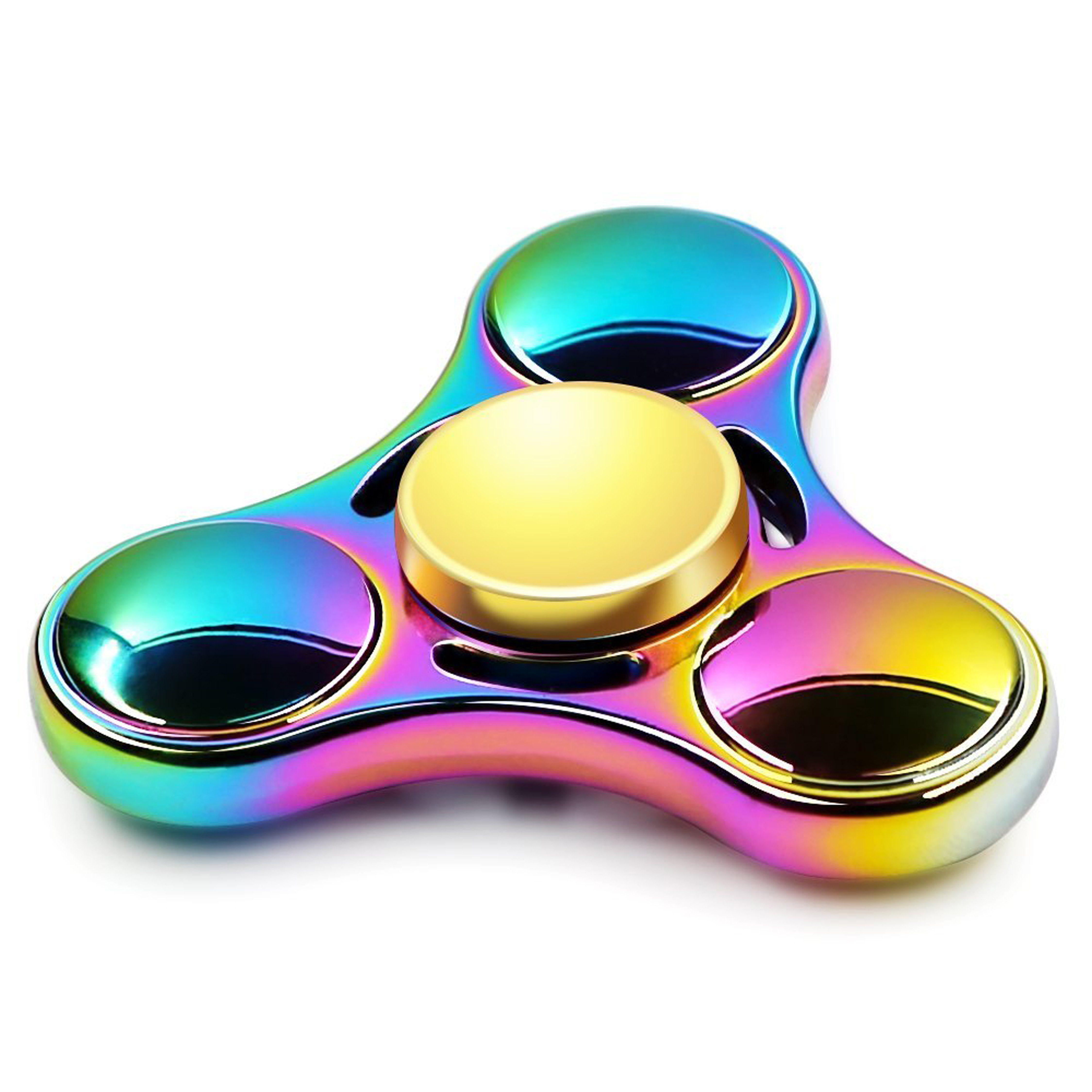 Waiky Fidget Spinner im auffälligen Design »Ultimate«