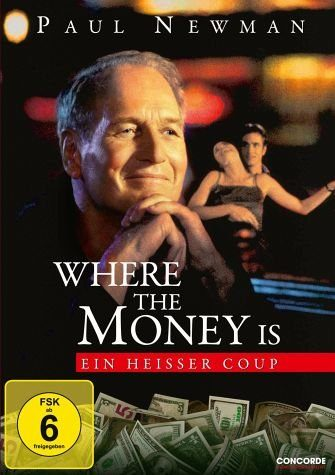 DVD »Where the Money Is - Ein heißer Coup«